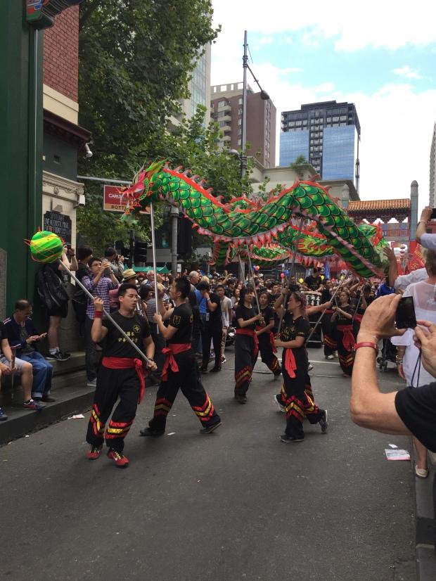 desfile chines