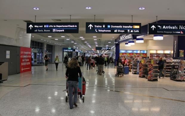 foto aeroporto