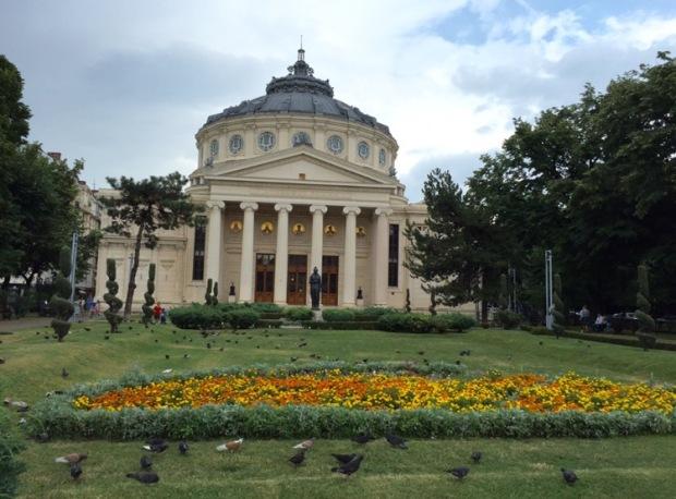 IGREJA ROMANIAN ATHENEUM