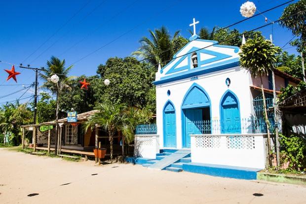 Península de Maraú - Costa do Dendê - Bahia / Marau Peninsula - Bahia - Brazil